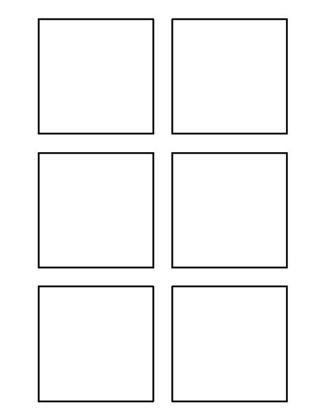 c visitor pattern using templates 3 inch square pattern use the printable outline for