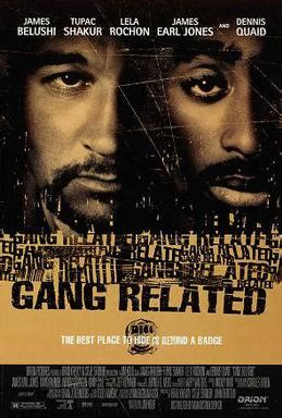 gang related gang related wikipedia