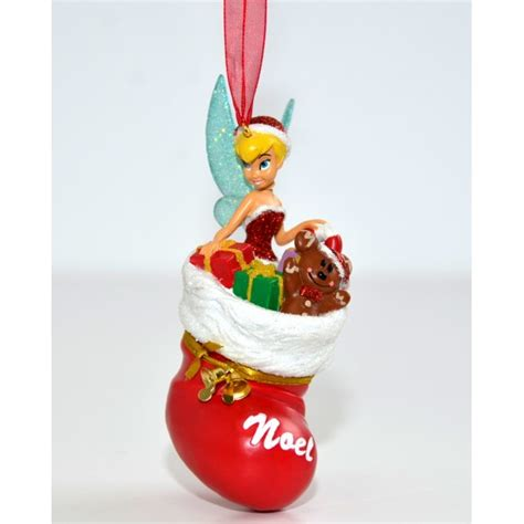 disney tinker bell christmas ornament