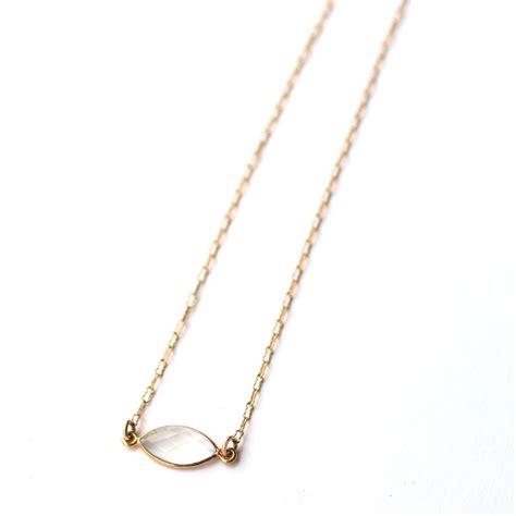 Simple Handmade Necklaces - necklaces jou jou my