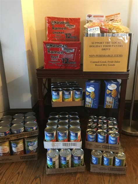 Food Pantries In Nh by Food Pantry Donation Seufert New Hshire