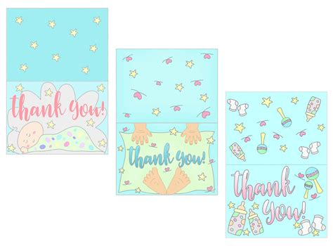 free printables thank you card for teachers parent24