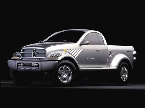 dodge supercar concept 2000 dodge power wagon concept dodge supercars net