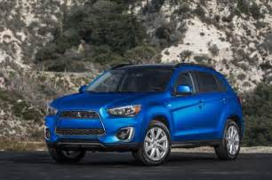 Reviews On Mitsubishi Outlander Sport 2015 Mitsubishi Outlander Sport Pictures Photos Gallery