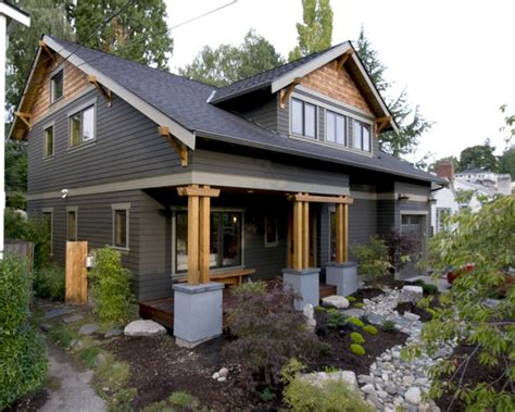 house colors on craftsman style homes