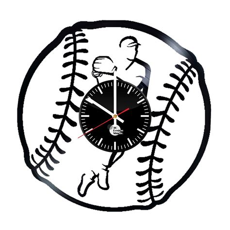 New York Records New York Yankees Handmade Vinyl Record Wall Clock Fan Gift Vinyl Clocks