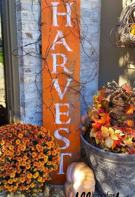 harvest decorations for the home harvest barnwood sign for fall hometalk