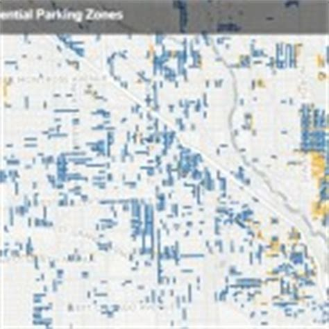 zone 383 chicago map zone 143 parking chicago map