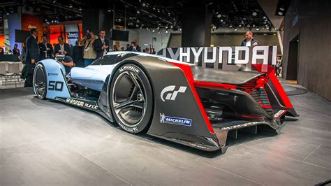 Hyundai Made by Has Hyundai Made The Wildest Vision Gt Concept Yet Top Gear