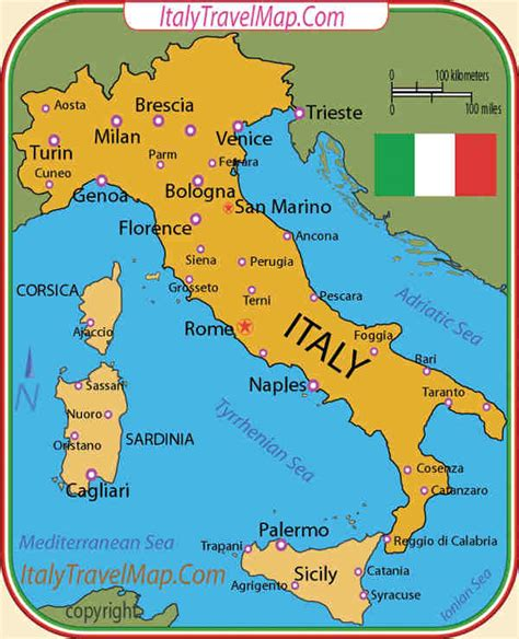 Find In Italy Italy Map Italy Italy Citys Italy Regions Attractions