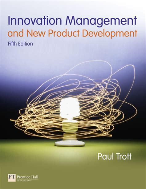 Buku Manajemen Ebook Advance Management Accounting Bonus pearson education innovation management and new product