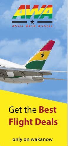 africa world airlines flights cheap plane  airfare