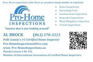 lakeland home inspection companies and inspectors ta