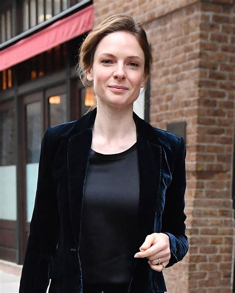 Carpet World Manchester by Rebecca Ferguson Out In New York City 3 21 2017