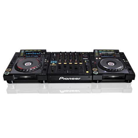 cdj decks disc pioneer cdj 2000nexus multiplayer digital dj deck at