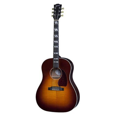 Diskon Pickguar Gitar Akustik E gibson j 45 progressive elektro akustik gitar autumn burst doremusic