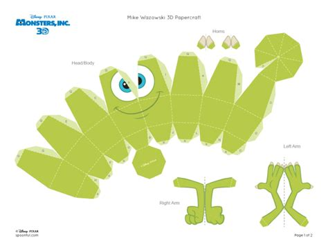 Papercraft Monsters - awesome free printable box templates on this site i