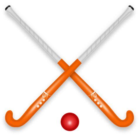 field hockey crossed field hockey sticks clipart best