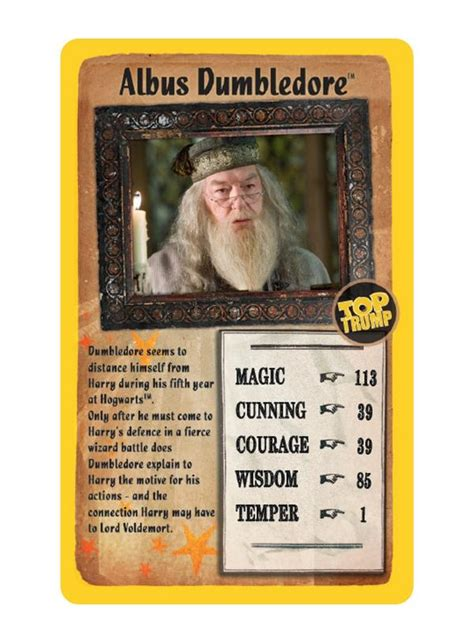 best harry potter top trumps harry potter the order of the