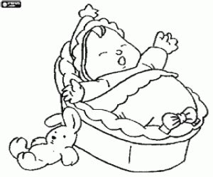 coloring page baby sleeping baby or infant coloring pages printable games