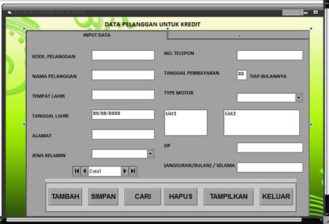 visual basic flowchart dwi guna uncp flowchart program visual basic kredit