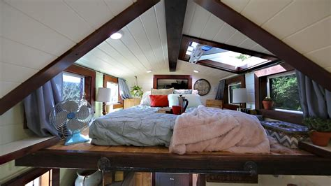 luxury tiny house tiny luxury hgtv
