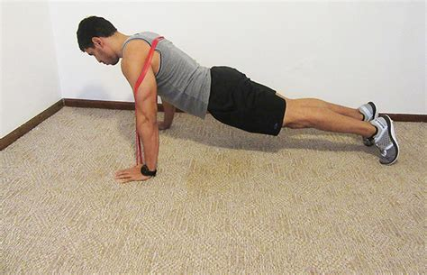 push up resistor 10 resistance band exercises to build total strength