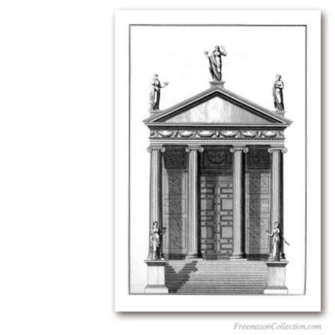 enciclopedie illuminismo ionic portico encyclop 233 die diderot d alembert 1751