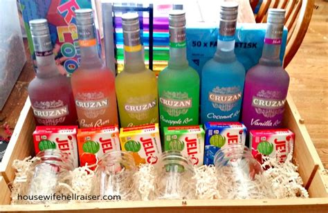 best liquor for jello jello fundraiser auction basket dude that s dope