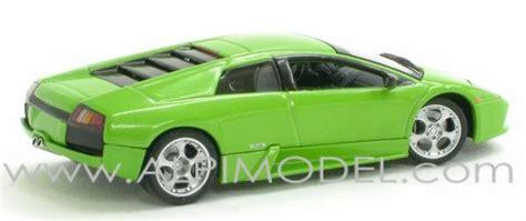 Metallic Green Lamborghini Auto 54514 Lamborghini Murcielago Metallic Green 1 43