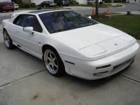 Lotus Esprit 1994 1994 Lotus Esprit S4 Turbo For Sale Photos Technical