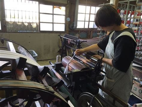 weave shops in tokyo visit a traditional japanese ikat weaving workshop in