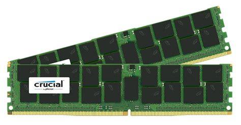 Memory Server Ibm 32gb 4drx4 2133mhz Pc4 17000 Lrdimm Ecc 46w0800 ct2k16g4rfd4213 crucial 32gb ddr4 pc17000 memory