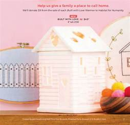 Built With by Built With Love Scentsy Habitat For Humanity Scentsy