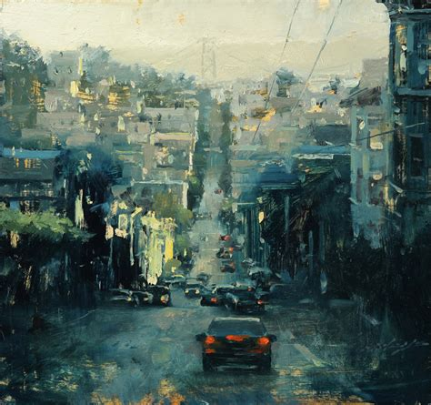 Painting And Cityscapes hsin yao tseng cityscapes
