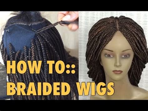 steps in how to cornrow invisible braidsusing extensions video clip hay diy micro braids wig y0f5jbwllso xem