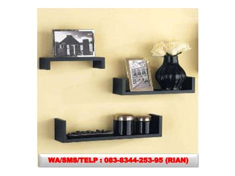 Jual Rak Dinding Minimalis Di 083834425395 jual rak dinding minimalis di surabaya rak