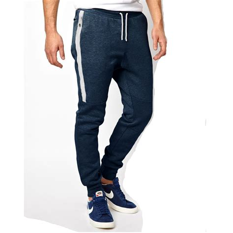 Celana Jogger Panjang j fashion celana panjang jogger s jogger with pocket zipper atlanta elevenia