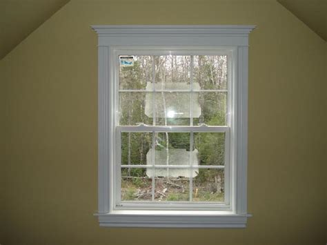 Interior Window Trim Pictures Ideas