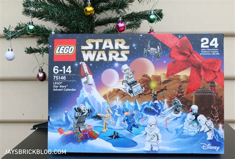 Wars Advent Calendar Lego Wars Advent Calendar 2016