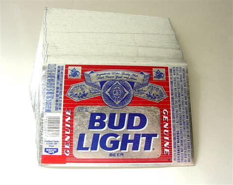 Bud Light Label by 100 Vintage Bud Light Bottle Labels New Ebay