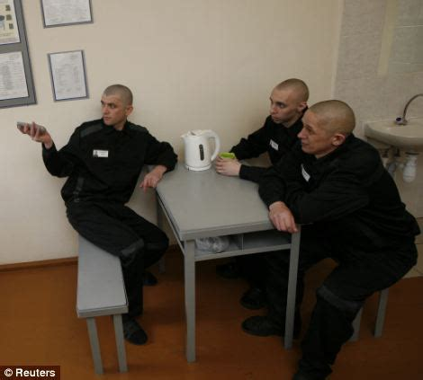 bald ladies in prison surviving siberia s toughest prisons the bleak conditions