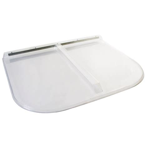 plastic covers for windows shop shape products plastic window well cover at lowes