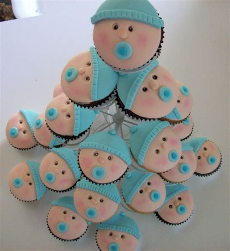 Baby Shower Cupcake Ideas by Baby Shower Cupcake Decorations