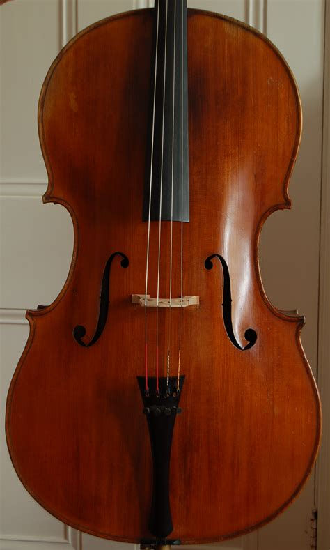 T I A G D georges chanot 1895 aitchison mnatzaganian cello