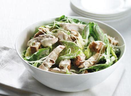 Chicken Salad Shelf by Salade C 233 Sar Au Poulet Recette Plaisirs Laitiers