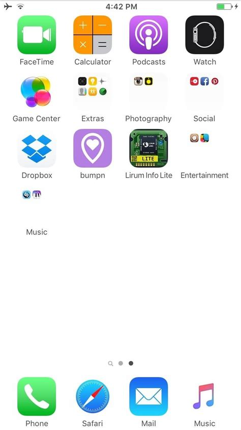 white background app how to create invisible folders for all your secret iphone
