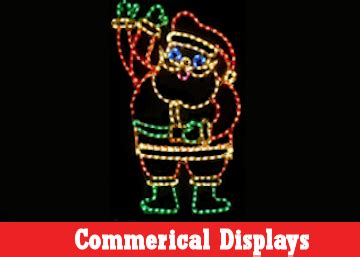 christmas wireframe sculptures lighted outdoor displays led wire frame yard