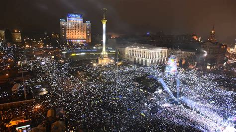 ukrainian new year kiev ukraine january 01 happy new year