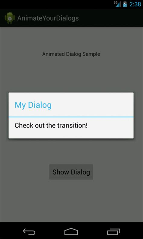 dialog android add custom transitions to android alert dialogs techrepublic